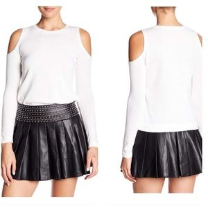 AO wool cashmere blend sweater
